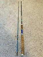 "Vintage Signature 'Rods of Distinction' 2-Piece 8'6"" Saltwater Surf Fishing Rod"
