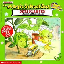The Magic School Bus Gets Planted: A Book About Photosynthesis, Notkin, Lenore,