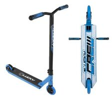 Lucky Crew Complete Pro Kick Stunt Scooter Black/Blue 2019 NEW