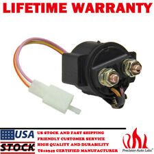 Starter Solenoid Relay For Gy6 50cc 90cc 110cc 125cc TaoTao Atv Moped Scooters