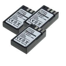 3x Akku für Nikon EN-EL9 / EN-EL9a für Nikon D40 / D40x / D60 / D3000 / D5000