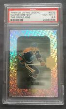 1999 Upper Deck #G02 Wayne Gretzky PSA8.5