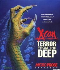 X-COM TERROR FROM THE DEEP +1Clk Macintosh Mac OSX Install