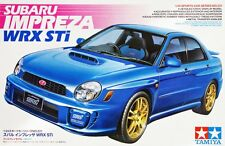 Tamiya 24231 1/24 Scale Model Car Kit Subaru Impreza WRX STi GDB-A GD