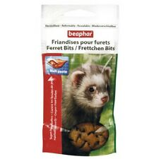 Beaphar Ferret Bits 35g WITH MALT PASTE HAIRBALL CLEARING Supplements & Vitamins