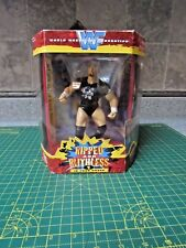 1997 WWF Jakks Ripped and Ruthless STONE COLD STEVE AUSTIN Action Figure NIB