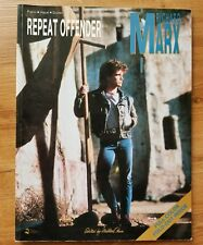 Richard Marx I - Repeat Offender - Piano Vocal Guitar Book with Poster