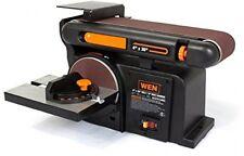 Disc Belt Sander 6-Inch 36-Inch Cast Iron 6502 Base Wood Power Circular Sand