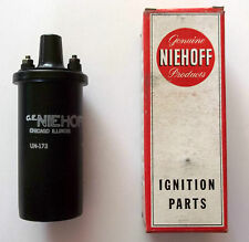 1947-1954 Chevrolet & Cadillac & Corvette Niehoff Ignition Coil P/N's UN-103 USA