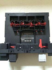 Audi A3 2.0 TDI Supply Comfort Convenience Control Module 8P09072790D