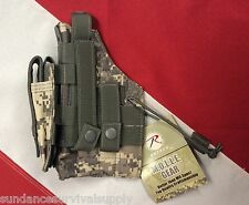 Ambidextrous Holster tactical bugoutbag disaster prepper GIFT survival Rothco 01