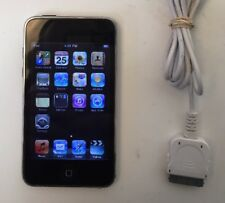 Apple iPod Touch 2nd Generation (A1288) 8GB Black /Silver Color !USA Seller!
