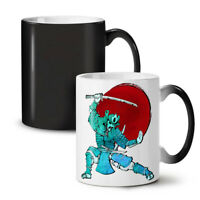 Japan Fantasy Katana NEW Colour Changing Tea Coffee Mug 11 oz | Wellcoda