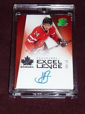 09-10 The Cup JAMIE BENN Auto Programme of Excellence 9/10 RC * Rookie * CANADA