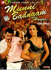 Unknown Artist Munni BADNAAM Huyee - Item Songs 2 CDs CD