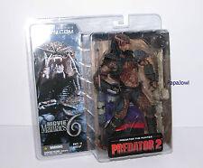 McFarlane Toys Spawn.Com Movie Maniacs 6 Predator The Hunter Predator 2