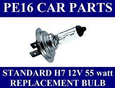 A Standard Replacement H7 Bulb 12 volt 55 watt Halogen Headlight Bulb (LB7)