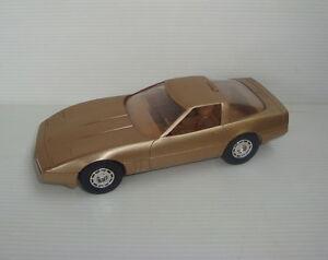 Voiture ancienne MPC Promo Car USA vintage 1/25 : Corvette chevrolet 1986