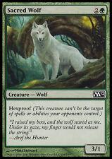 MTG 4x SACRED WOLF - LUPO SACRO - M12 - MAGIC