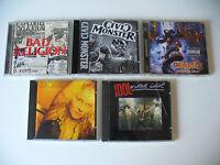 """Albumkonv. """"Heavy - Special"""", 5 coole Alben für Fans CD (Kon. Nr.728)"""