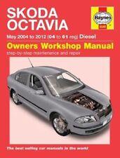 Haynes Manual 5549 Skoda Octavia Diesel 2004 - 2012