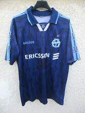Maillot OLYMPIQUE de MARSEILLE OM 1998 vintage third shirt maglia trikot rare M
