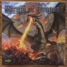 Wrath of Dragons Board Game by Catalyst Game Labs