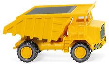WIKING Modell 1:87/H0 Muldenkipper (Kaelble KV 34) - verkehrsgelb #086602 NEU