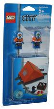 Lego City Polaire Polaires Eskimo Tissu Tente Construction Ensemble Jouets