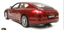 Toy 1:18 Porsche Panamera Metal Diecast Model Car  Collection  red New in Box