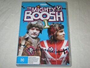 The Mighty Boosh - Season 1 - 2 Disc - Region 4 - VGC - DVD