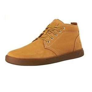 Timberland Men's Groveton Leather & Fabric Chukka Sneaker (U Pick Color)