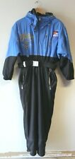 Jeep King of the Mountain Downhill Series Snowsuit Women's Size 12 Blue/Black