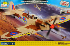 COBI Supermarine Spitfire Mk.IX (5525) - 280 elem. - WWII British fighter