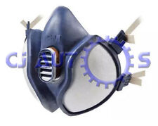 3M Organic Vapour And Particulate Respirator Mask 06941 2K SPRAY PAINT AND DUST