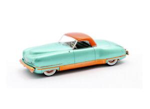 Chrysler Thunderbolt Concept Closed Roof (1941) Resin Model Car 20303-032
