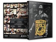 Pro Wrestling Guerrilla -Battle of Los Angeles 2017 Stage One DVD,BOLA  Night 1