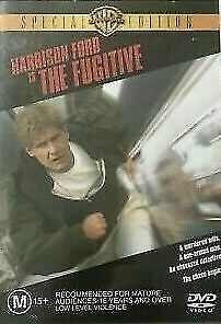The Fugitive DVD - Special Edition (Pal, 2002) FREE POST