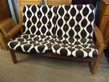 Fabric Living Room Vintage/Retro Double Sofas