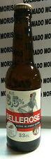 BELLEROSE BLONDE 33cl 6,5% FULL BOTTLE BEER FRANCE BOTELLA CERVEZA VIEJA LLENA