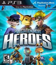 PlayStation Move Heroes (PS3, Sony) Motion Control - Brand New/Factory Sealed