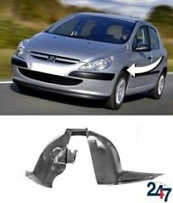 FRONT WHEEL ARCH COVER LEFT SIDE N/S COMPATIBLE WITH PEUGEOT 307 2001-2005