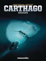 Carthago Origins TPB (2020) Humanoids - (W) Bec (A) Bufi, NM (New)