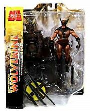 Marvel Select Brown Suit Wolverine Action Figure New Sealed