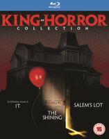 It / The Shining / Salem ' S Lotto Blu-Ray Nuovo (1000696728)
