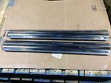 Jdm 90-95 Mazda Eunos Cosmo 20B Type-E Door Sills Cover Left And Right Side Oem