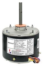 "51-23053-11 RHEEM RUUD CONDENSER 1/3 HP, 1075 RPM. 208/230, REV, 4 1/4"" SHAFT"