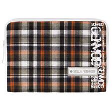 Golla Glasgow G1307 Sleeve für MacBook bis 34 Cm (13 3 Zoll) kariert