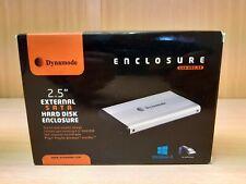 "Dynamode External 2.5"" Sata Hard Drive Caddy USB2, USB Powered HY 100528"