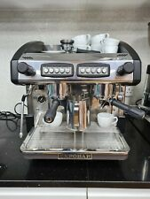 More details for expobar commercial coffee machine new elegance silver barely use*collection only